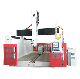 Gantry Moving 4 Axis CNC Router, SF2040Q-4S Series