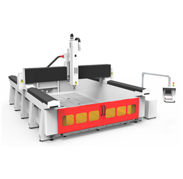 SF2040Q-3S Series Large Format Gantry CNC Router