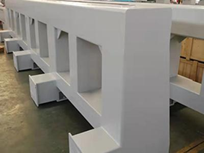Gantry Moving 4 Axis CNC Router