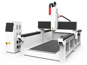 Gantry Moving CNC Router